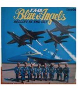F/A-18 BLUE ANGELS Rolling In The Sky Laserdisc - $11.38