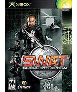 SWAT: Global Strike Team  (Xbox, 2003) Video Game - $9.89