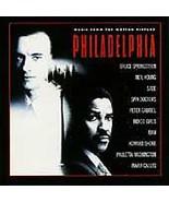 Philadelphia - Original Soundtrack (CD 1994) - $4.94