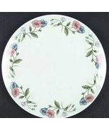 "HOUSE OF PRILL  ""Poppy"" Blue, Coral & Purple Poppies  Cheese Plate - $6.92"