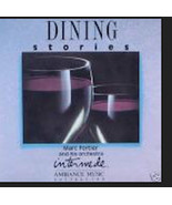 DINING STORIES Marc Fortier  Orchestra CD Ambiance Music - $8.99