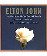 Candle In The Wind 1997/Something About The ... - Jo... - $3.94