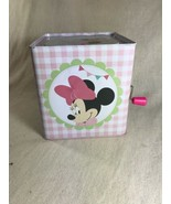 Disney Baby Minnie Mouse Jack In The Box You Are My Sunshine 2014 - $14.73