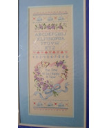 1993 J&P Coats Stamped Cross Stitch Kit  New In Package #23013 - $12.69
