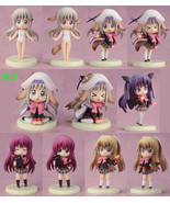 """Little Busters! Ecstasy Toys works Collection 2.5""""  1x Figure Only! anim... - $25.73"""