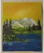 Oil on Canvas 20in x 16in Painting Artist Micha... - $52.91