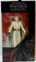 Star Wars Black Series Luke Skywalker Jedi Master 6in action figure - $28.95