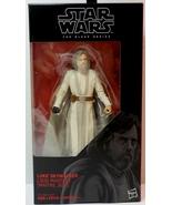 Star Wars Black Series Luke Skywalker Jedi Master 6in action figure - $28.95