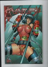 Vampi #10 - Anarchy Studios - 2001 - Lau, Conway, Tam. We Combine Shipping. - $7.35