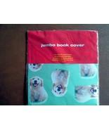 jumbo book cover - $9.86