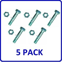 5 Pack of SHEAR PINS fits MTD 710-0890A 710-0890 910-0890A 2 stage Snow Blower - $7.42