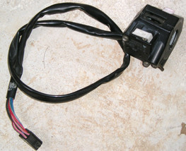 Yamaha XVZ12 84-85 right side switch set, start/stop switch - $16.15