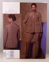 Vogue Pattern V1144 Ralph Rucci Plus size women's suit 14-20 - $14.84