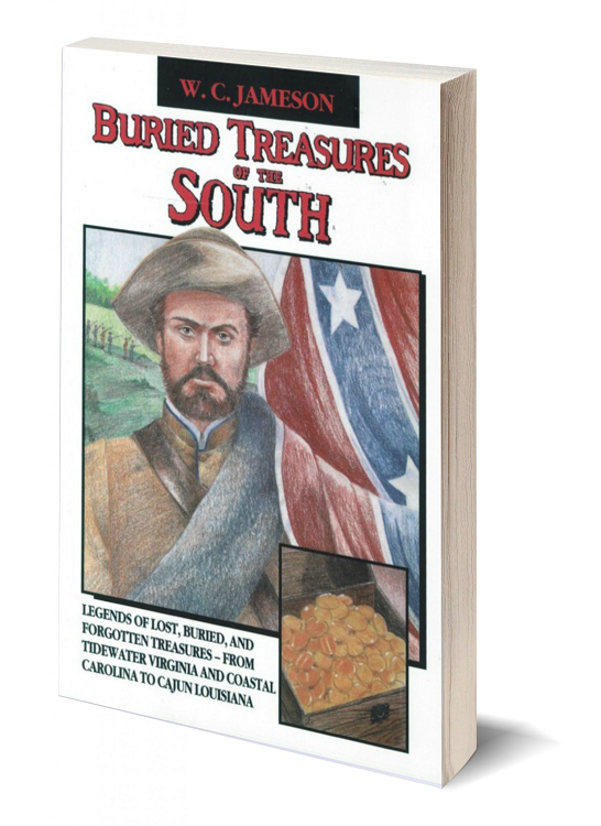 3d buried treasures of the south
