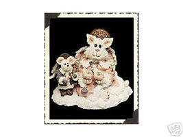 Boyds Bears Felicia Angelpuss & George Retired 371004 - $29.99