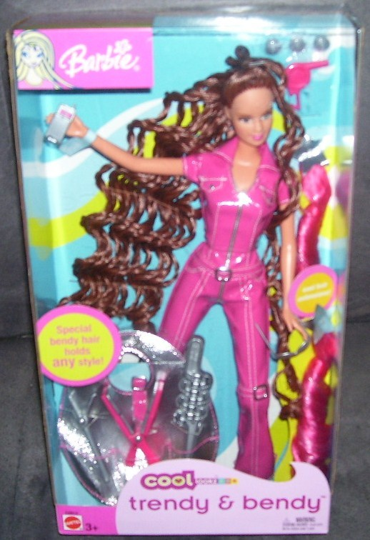 Barbie Cool Lookz Trendy Amp Bendy Teresa Doll And 50 Similar Items