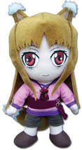 Spice and Wolf: Holo Plush GE87504 NEW! - $21.99