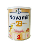 Novamil AC~Stage 2~Dairy Formula for Infants~Ages 6 to 12 months~400 g - $36.62