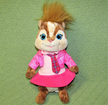 "BUILD A BEAR BRITTANY ALVIN AND THE CHIPMUNKS 12"" STUFFED ANIMAL DOLL PL... - $19.80"