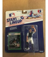 1989 DON SLAUGHT Starting Lineup SLU Sports Figure NY Yankees New In Pac... - $40.49