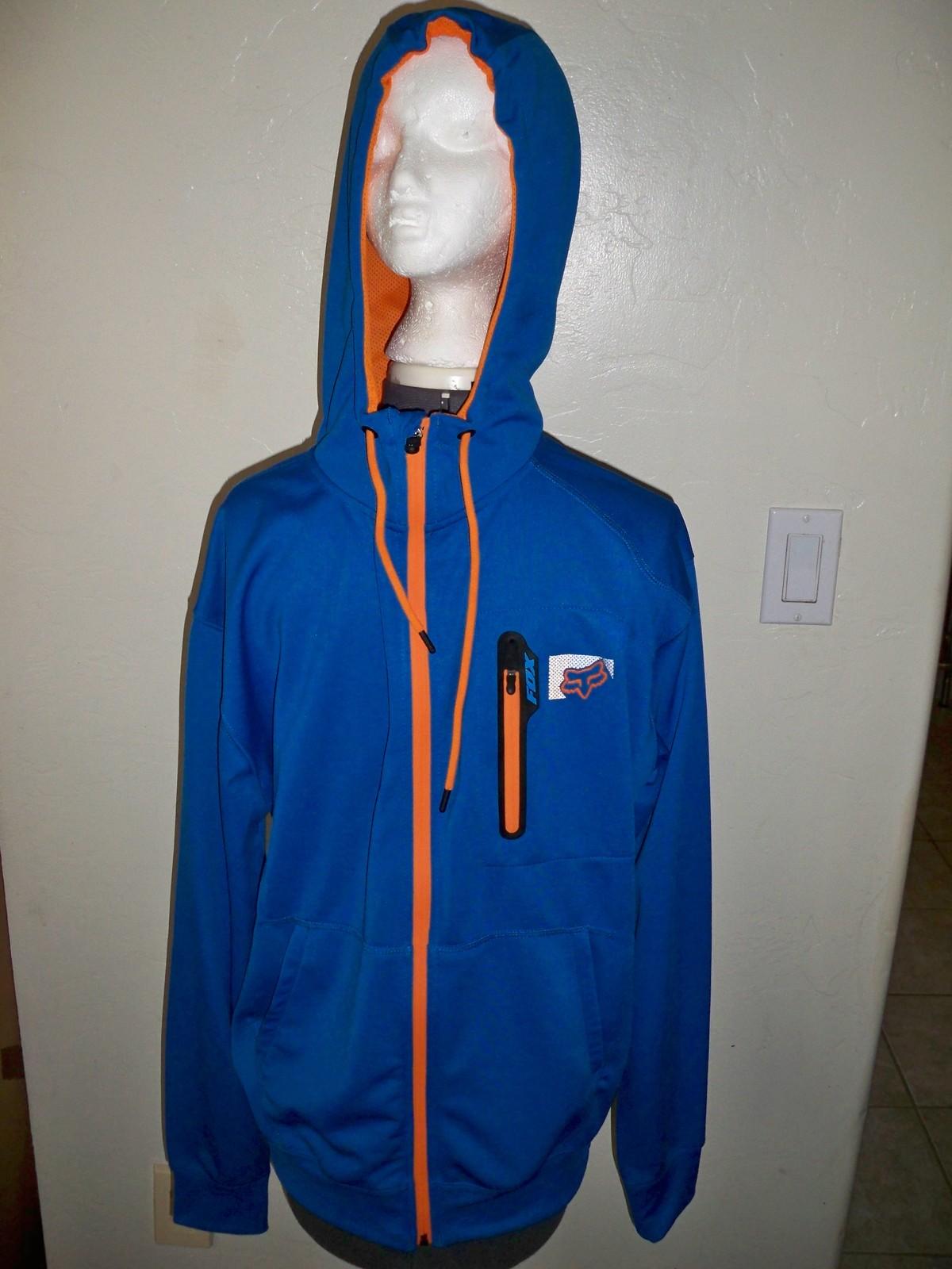 b3c881e79 Men's Guys Fox Racing Pullover Fleece Hoodie and 19 similar items. 100 2970