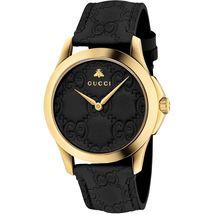 Gucci YA1264034 G-Timeless Slim Unisex Watch - $773.99