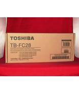 NEW Toshiba OEM TBFC28 TONER BAG For ESTUDIO2830C (Toner Disposal Collec... - $15.84