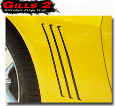 2014 Chevy Camaro GILL 2 Vent Insert Stripe Dec... - $36.74