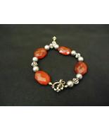 Designer Fashion Bracelet Strand/String Metal F... - $10.37