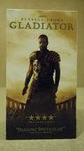 Dream Works Gladiator VHS Movie  * Plastic * - $4.69