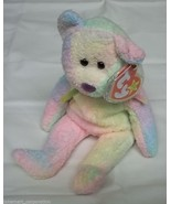 Ty Beanie Babies Groovy the Bear - $6.27