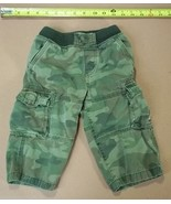 The Childrens Place Boys Pants 18 Mos Camouflage - $10.72