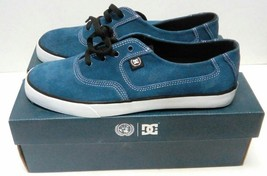 DC SHOES FIX S BERRICS SKATE MEN'S SKATEBOARD BLUE/WHITE SHOES SIZE 9.5 ... - $50.11