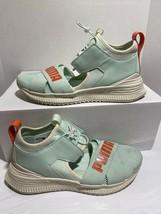 Fenty Puma By Rihanna Avid Mint Green Sneakers Women's Size 6 - $26.00