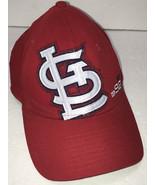 St Louis Cardinals Hat Mens Medium Large Baseball Cap New Era 3930 39Thi... - $14.69