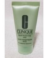 Clinique LIQUID FACIAL SOAP MILD Dry Combination Formula Clear 1 oz/30mL... - $8.90