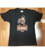 Neu Authentisch NHL Vintage Hyperbole Philadelphia Flyers Bobby Clarke T... - $52.23