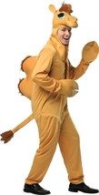 Camel Costume Adult Men Women Hump Day Animal Halloween Party One Size GC6527 - $77.99