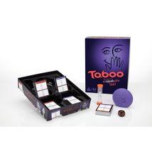 Taboo Board Game Hasbro The Game of Unspeackable Fun  - $25.55