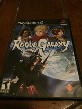 Rogue Galaxy (Sony PlayStation 2, PS2, 2007) Complete. Tested CIB - $13.07