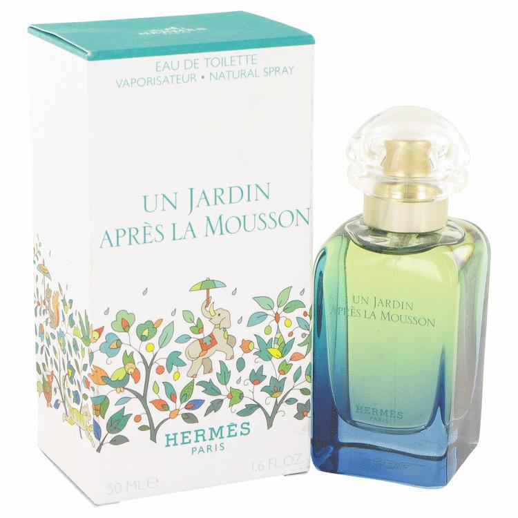 Hermes paris un jardin apres la mousson 1.7 oz perfume