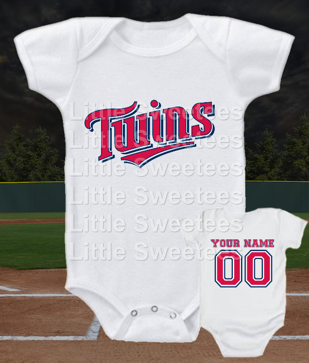 78580555b Minnesota Twins Onesie Jersey Personalized and 50 similar items
