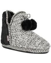 Muk Luks Women's Amira Boot Slippers - $24.49