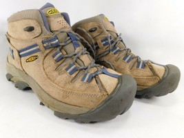 Keen Targhee II Mid Top Sz 8 M (B) EU 38.5 Women's WP Trail Hiking Boots 1016581