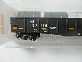 Micro-Trains # 10500362 Norfolk Southern 50' Steel Gondola w/Load N-Scale image 2