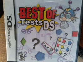Nintendo DS Best Of Tests DS image 1