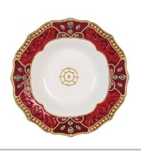FITZ AND FLOYD RENAISSANCE HOLIDAY SERVING BOWL/ NEW/ 2017/49-666 - $32.71