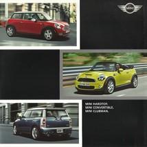 2009 Mini COOPER sales brochure catalog folder US 09 S Clubman - $10.00