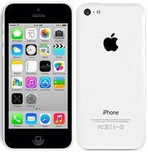 Apple iPhone 5c 8GB Unlocked GSM 4G LTE Phone w/ 8MP Camera - White - $148.49