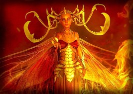 ULTIMATE SEXUAL FIRE FAIRY SUMMONING SPELL! EROTIC & SEXUAL! TURN UP THE HEAT! - $149.99